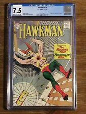 Hawkman 4 CGC 7.5  1st Zantanna!
