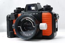 **NO Ship to USA**  Nikon Nikonos V Film Camera w/35mm f2.5 Lens  SN3006894