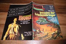 TERRA ASTRA  # 97 -- INVASION der FRIEDENSBRINGER // William Voltz 1973
