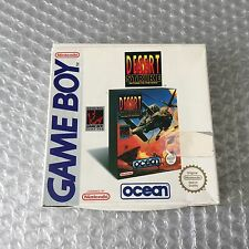 Vintage#DESERT STRIKE  GB GAMEBOY Nintendo Game Boy classic#NIB PAL