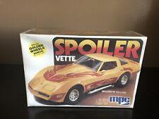 MPC Spoiler Vette (1980 Corvette Coupe) model kit #1-3713 1/25 scale Sealed