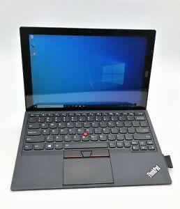 "Lenovo Thinkpad X1 Tablet 2nd GEN i5-7Y54 8GB 512GB SSD 12"" Win10PRO TOUCHSCREEN"