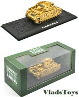 Atlas Editions 1:72 Sd.Kfz.161 PzKpfw Panzer IV Ausf.G German France 44 4660-111