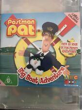 Postman Pat - Big Boat Adventure (DVD, 2008) Free Post!