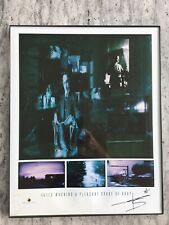 Fates Warning A Pleasant Shade Of Gray Signed Poster Print