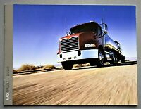 ORIGINAL 2008 MACK PINNACLE DAYCAB SALES BROCHURE ~ 8 PAGES ~ 08MACPIN