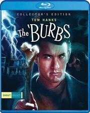 THE BURBS New Sealed Blu-ray Collector's Edition Tom Hanks Carrie Fisher
