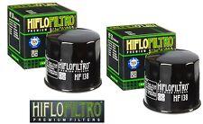 Suzuki Motorcycle DL1000 K2-K9 L0 V-Strom 02-10 2x HF138 HiFlo Oil Filter