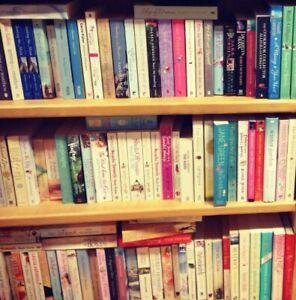 Women's Fiction Book Bundle 10 Paperback Books Novels Chick Lit Romance