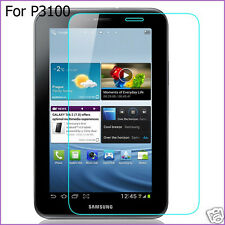 Tempered glass screen protector guard for Samsung Galaxy Tab 2 P3100