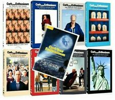 Curb Your Enthusiasm DVD Complete series 1 2 3 4 5 6 7 8 9 New & Free Shipping