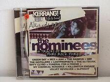 CD ALBUM Compil KERRANG The nominees 2004 GREEN DAY / MC5 RASMUS / ASH / ..