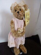 "Settler Bears Parcel for Darling Collection Rosie 12"" Plush Teddy Bear -"