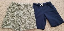 Children Place boys short pants - size M (7/8) -USED- lot 2