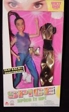 Spice Girls Spice It Up Sporty Spice Doll Galoob 1998 GIRL POWER  NEW IN BOX