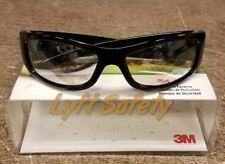 3M Moon Dawg Safety Glasses Eye Protection Anti-Fog Black 11216-00000-20 2-Pair