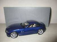 BMW Z4 M COUPE' 80430427078  KYOSHO SCALA 1:18