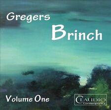 Gregers Brinch, Vol. 1 DVD-Audio (DVD, Sep-2012, Claudio)
