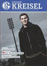 Schalker Kreisel + 08.03.2014 + FC Schalke 04 vs. TSG 1899 Hoffenheim + Programm