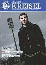 Schalker Kreisel + 08.03.2014 + FC Schalke 04 vs. TSG 1899 sperare domestica + programma