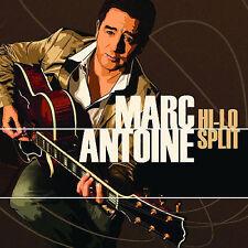 Hi-Lo Split by Marc Antoine (Guitar) (CD, Jul-2007, Concord) Promo CD