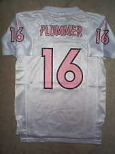 PINK Denver Broncos JAKE PLUMMER nfl REEBOK Jersey Youth *GIRLS* (L-14)