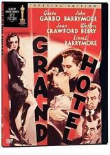 Grand Hotel  DVD Greta Garbo, John Barrymore, Joan Crawford, Wallace Beery, Lion