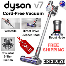 Dyson V7 Cord Free Handstick Vacuum Cleaner Cordless Stick Handheld Bagless NEW