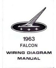 Repair Manuals & Literature for 1963 Ford Falcon | eBay on amc amx wiring diagrams, chrysler lebaron wiring diagrams, volvo 240 wiring diagrams, dodge dakota wiring diagrams, jeep wrangler wiring diagrams, imperial wiring diagrams, ford ranchero seats, peterbilt wiring diagrams, ford ranchero engine, oldsmobile alero wiring diagrams, mercury sable wiring diagrams, ford ranchero parts, jeep cj wiring diagrams, dodge ramcharger wiring diagrams, jeep patriot wiring diagrams, pontiac grand prix wiring diagrams, oldsmobile 98 wiring diagrams, plymouth barracuda wiring diagrams, chrysler concorde wiring diagrams, saab 9-3 wiring diagrams,