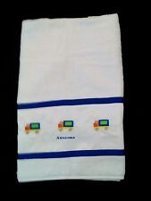 Meloney's Design Awesome handmade bath towels