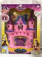 Princess Beauty Castle Play Set With Light & Music Best Gift Birthday Party