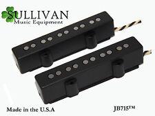 SME 70s 5 String Jazz Bass Pickups Hand Wound Best Tone Custom Shop JB715