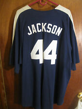 REGGIE JACKSON NEW YORK YANKEES NIKE JERSEY XL(SEWN ON NAME & NUMBERS)