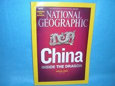 National Geographic May 2008 - China Inside the Dragon
