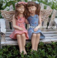 Fairy Friends  WS 115 Miniature  Fairy Garden
