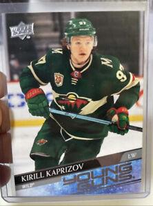 Kirill Kaprizov YG Chase