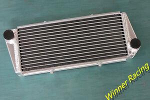 Ultralight Rotax 912i, 912, 914 UL 4-STROKE ENGINE Aluminum Radiator 32mm Core