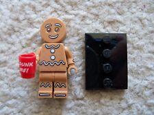LEGO Sammlerstück Minifigs - Selten - Lebkuchenmann Serie 11 71002