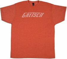 More details for gretsch® logo t-shirt, heather orange