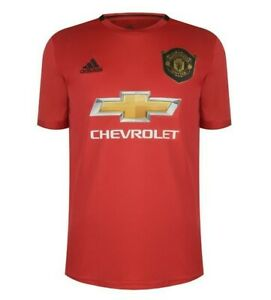 Manchester United home Jersey season 19/20