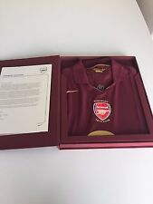 06/07 Arsenal Highbury Edition Size L Thierry Henry 14
