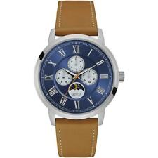 GUESS Delancy Multifunction Moonphase Mens Watch W0870G4