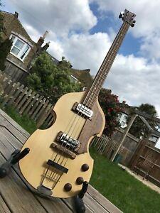 HöfnerH500/1- nHGL - Violin Bass - Short Scale - Excellent Condition! - Hofner