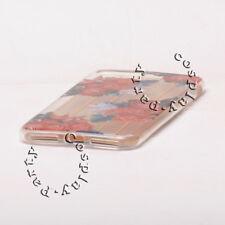 Incipio Design Series iPhone 7 Plus iPhone 8 Plus Case Rustic Floral Clear
