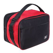 TOP BOX INNER LINER BAG LUGGAGE BAG FOR VARIO R1200 GS EXPANDABLE RED & BLACK