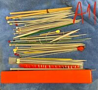 Knitting & Crochet Needles Various Lots + other related Items-Knitting Dolls