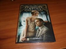 The Great Gatsby (DVD, Widescreen 2014) NEW