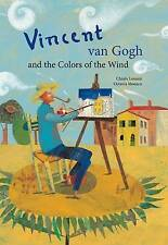 Vincent van Gogh & the Colors of the Wind, Lossani, Chiara, Very Good, Hardcover