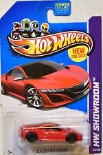 Hot Wheels Hw Showroom '12 Acura Nsx Concept Custom Made