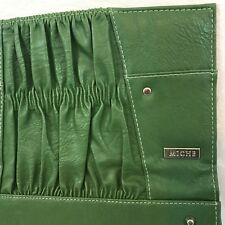 "Miche Classic Handbag Shell Cover ONLY ""Erica"" Green Ruching Gathered Detail"